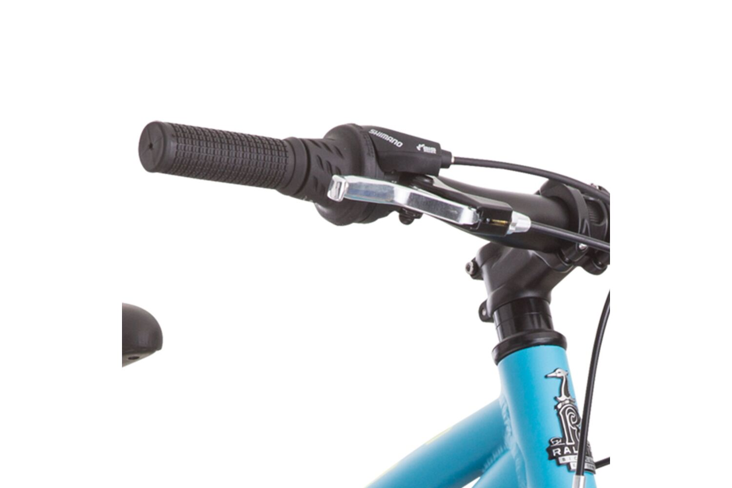 Handlebar End Grips Road Mountain Bike Bicycle Soft Rubber for Children